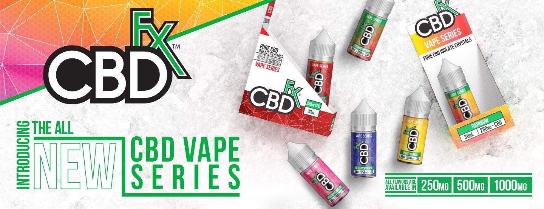 CBD Vapes & Liquids