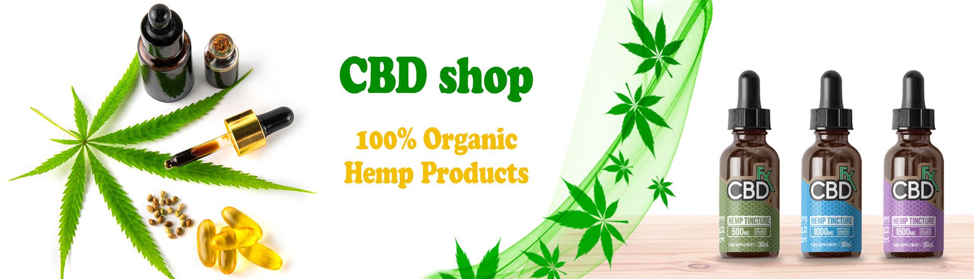 Προϊόντα CBD