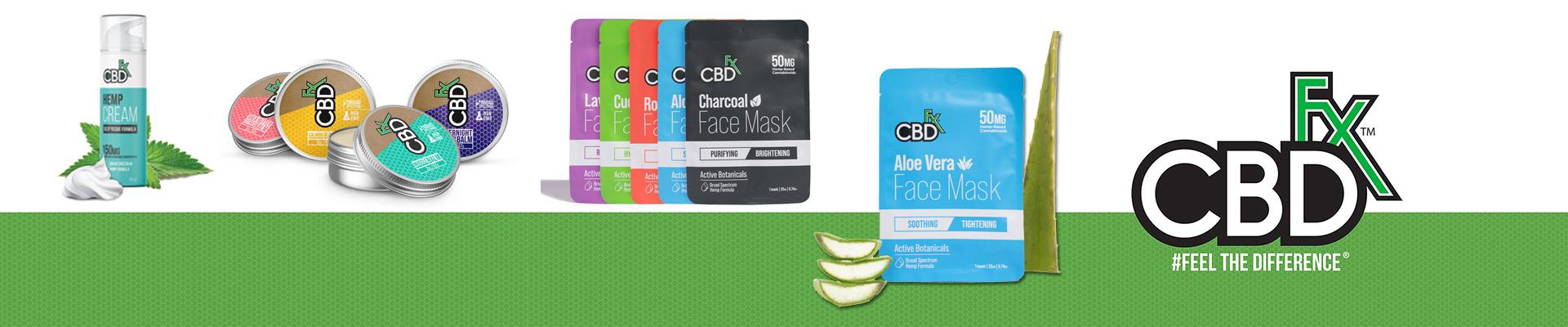CBD Τοπικά για το δέρμα