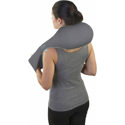 HoMedics NMS-700RCG Gel Rechargeable Shiatsu Neck & Shoulder Massager