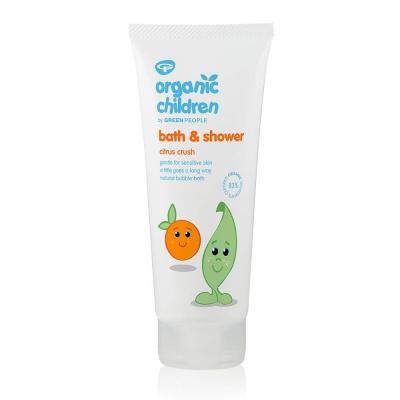 Green People, Childs Aloe Citrus Bath & Shower Gel, 200ml