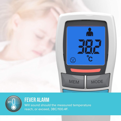 HoMedics No Touch Infrared Thermometer
