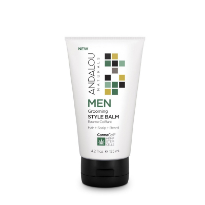 Andalou Naturals, MEN Grooming Styling Balm (125ml)
