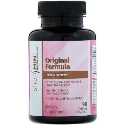 Natrol, Shen Min Original Formula, Hair Nutrient, 90 tablets