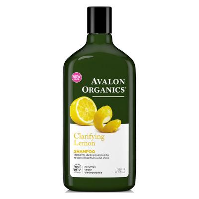 Avalon Organics, Shampoo, Clarifying, Lemon, 11 fl oz (325 ml)
