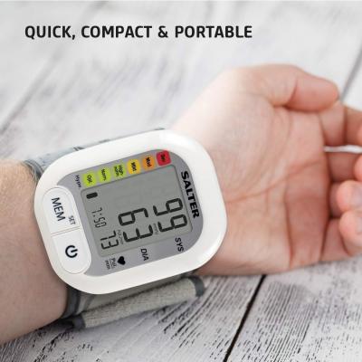 Salter, Automatic Wrist Blood Preasure Monitor