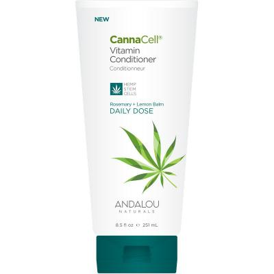 Andalou naturals CannaCell Vitamin Conditioner Daily Dose, 251ml