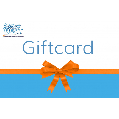 Doctor's Best Gift Card