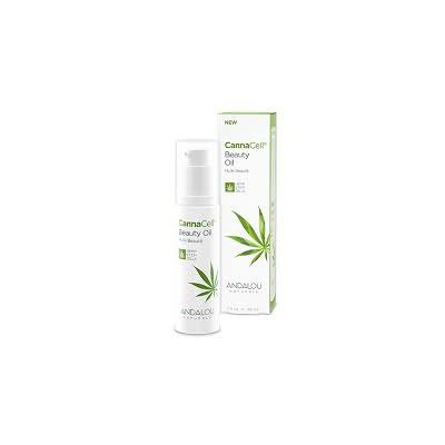 Andalou naturals CannaCell Beauty Oil, 30ml