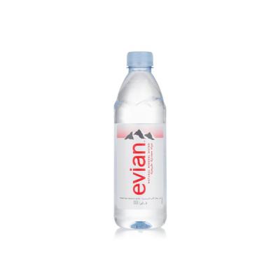 Evian Natural Mineral Water, 500ml