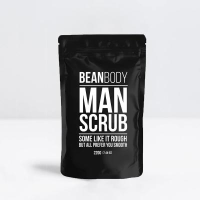 Bean Body, Coffee Scrub For Men, 220g