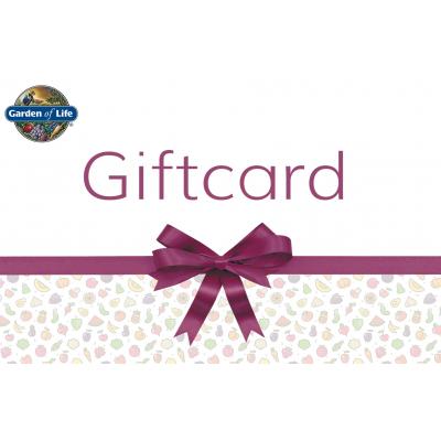 Garden of Life Gift Card