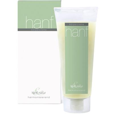 Hanf & Natur, Hemp Body Cream, Harmonising 200μλ