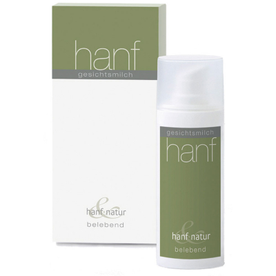 Hanf & Natur, Hemp Face Milk, Stimulate, Για Τόνωση 30μλ