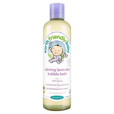 Earth Friendly Baby, Calming Lavender Bubble Bath, 300ml