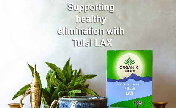 Supporting Ηealthy Εlimination With Tulsi LAX