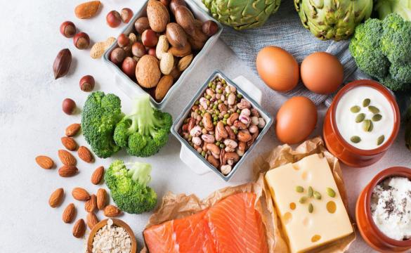 Η σημασία της πρωτεΐνης στη διατροφή μας